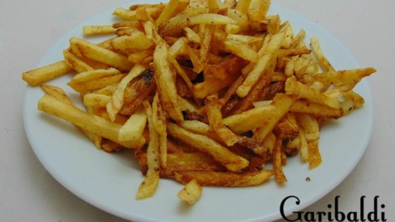 Пресни пържени картофи