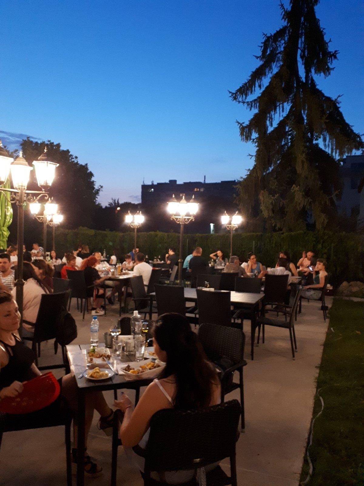 Ресторант пицария Гарибалди