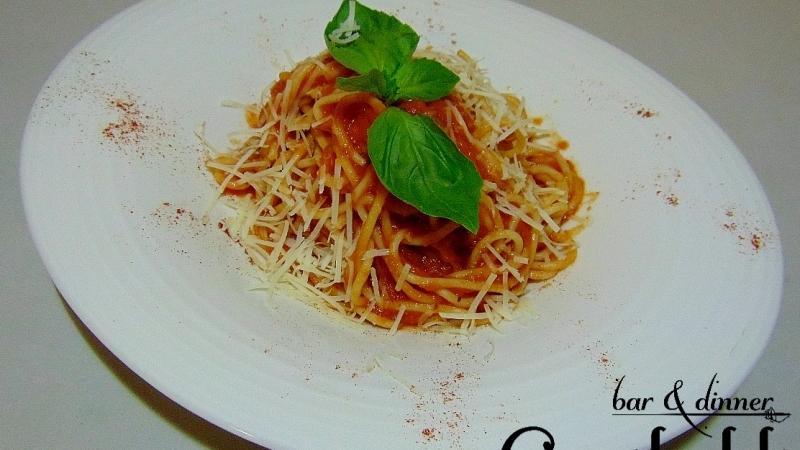 Спагети Помодоро